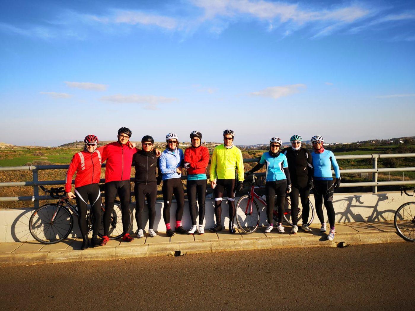 cycling-klirou